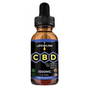 CBD Oil 1000MG Organic