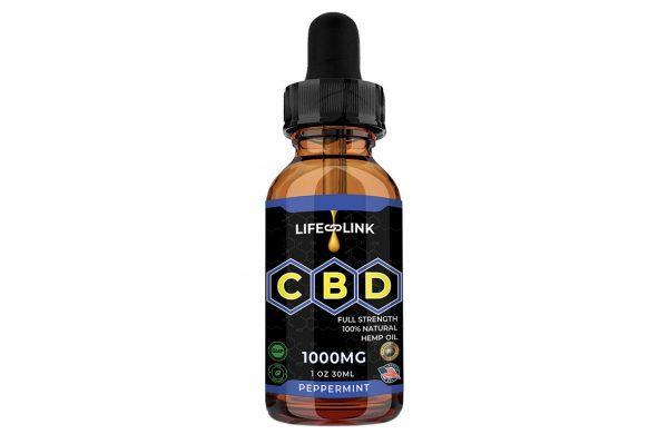CBD Oil 1000MG Organic
